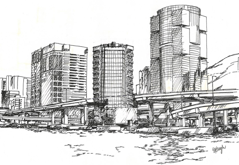 Free Hand Sketching In Architectural Design Sketchingjourney S Blog