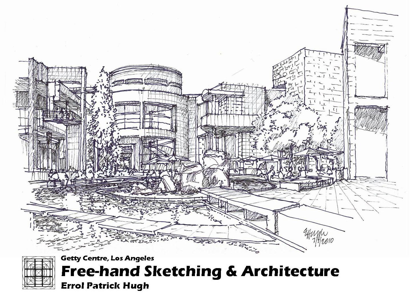 Free hand sketching architecture sketchingjourney 39 s blog for Online architecture drawing