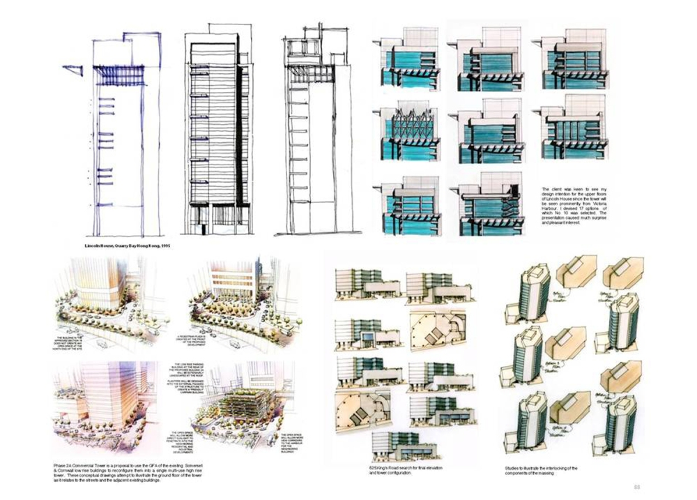 Free-Hand Sketching & Architecture (5/5)