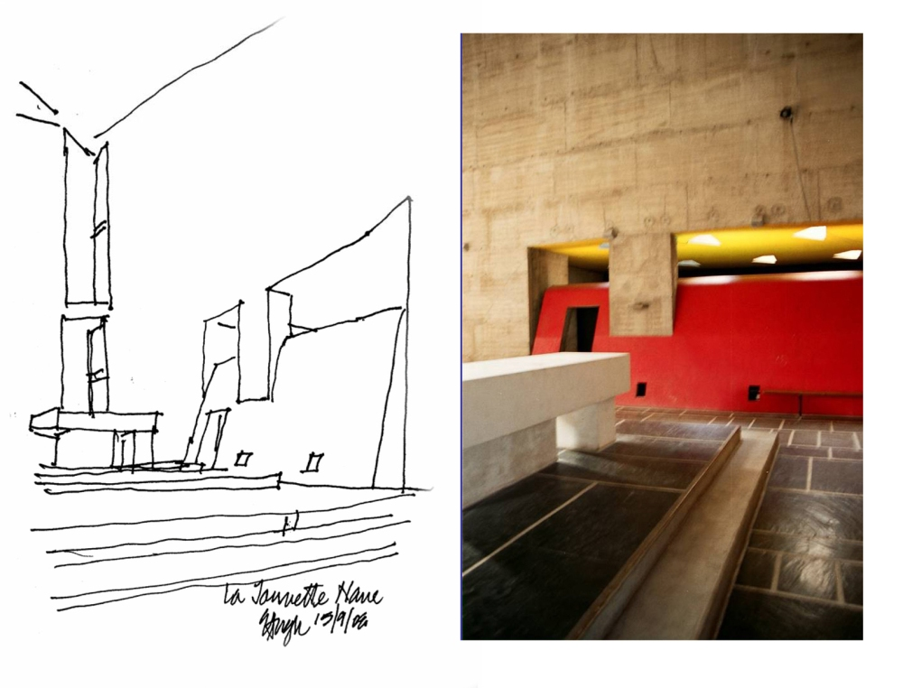 Sketches from my 2003 France Excursion (3/6)