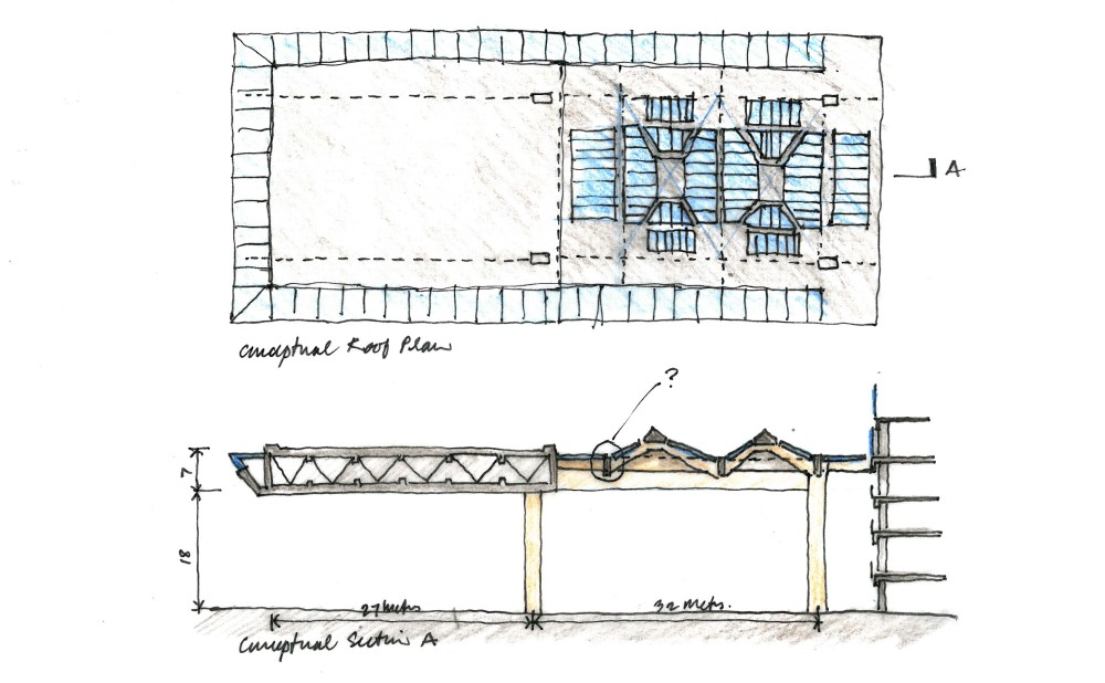 Conceptual Architectural Sketching (4/5)