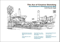 Act of creative aketching