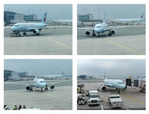 Air Canada docking 2