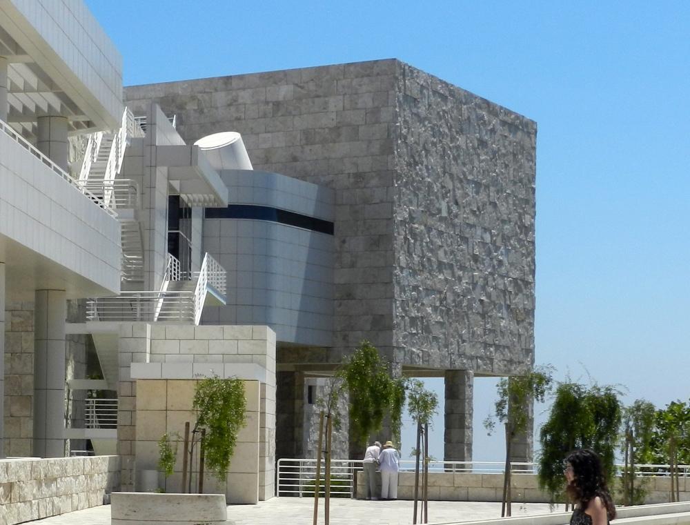 The Getty Centre Exhibition Pavilion, Los Angeles (2/6)