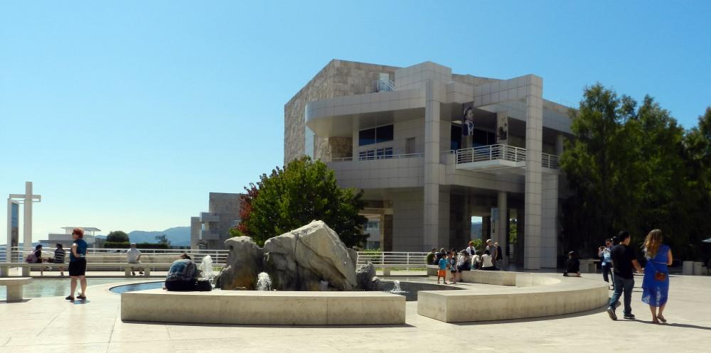 The Getty Centre Exhibition Pavilion, Los Angeles (3/6)