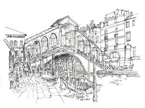 Rialto Bridge Venice 3