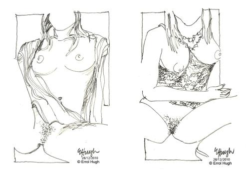 nude study 21a