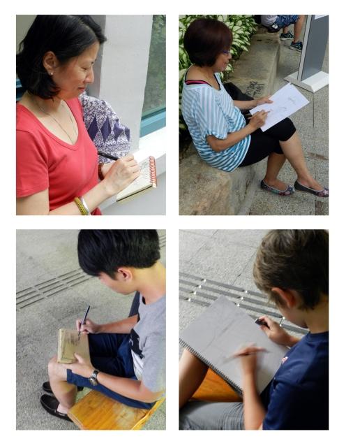 4 Sketchers