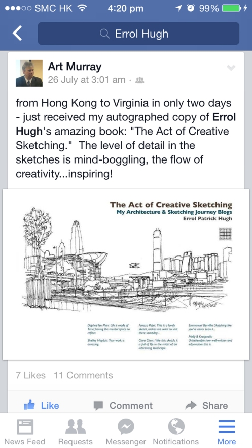 Art Murray on Act of Creative Sketching