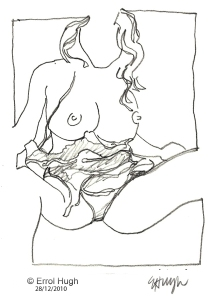 nude study B