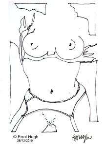 nude study C