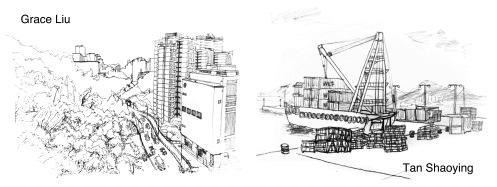 Day 2 sketch