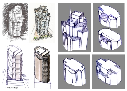 King's road tower concept & tops 2a