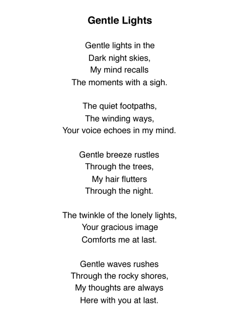Gentle Lights.pages