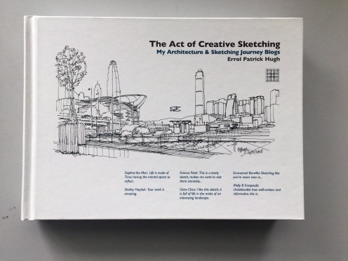 Creative Sketching Book