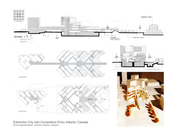 Edmonton City Hall Competition Folio 2a