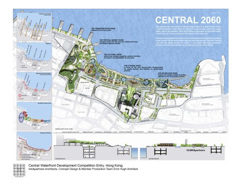Central Waterfront Competition &