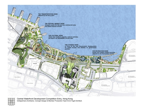 Central Waterfront Competition 2