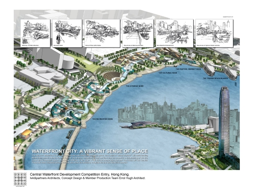 Central Waterfront Competition 3