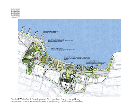 Central Waterfront Folio 3a