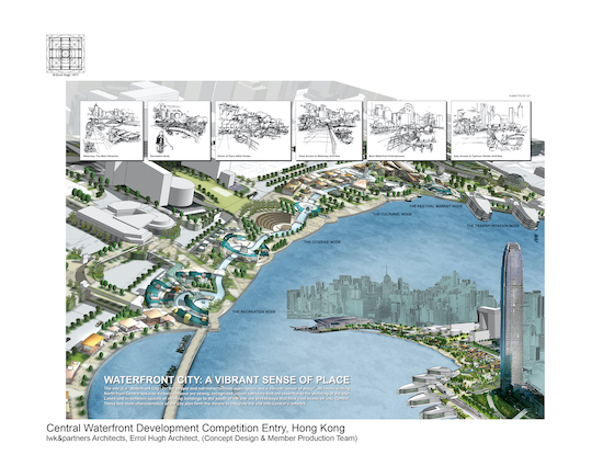 Central Waterfront Folio 4a