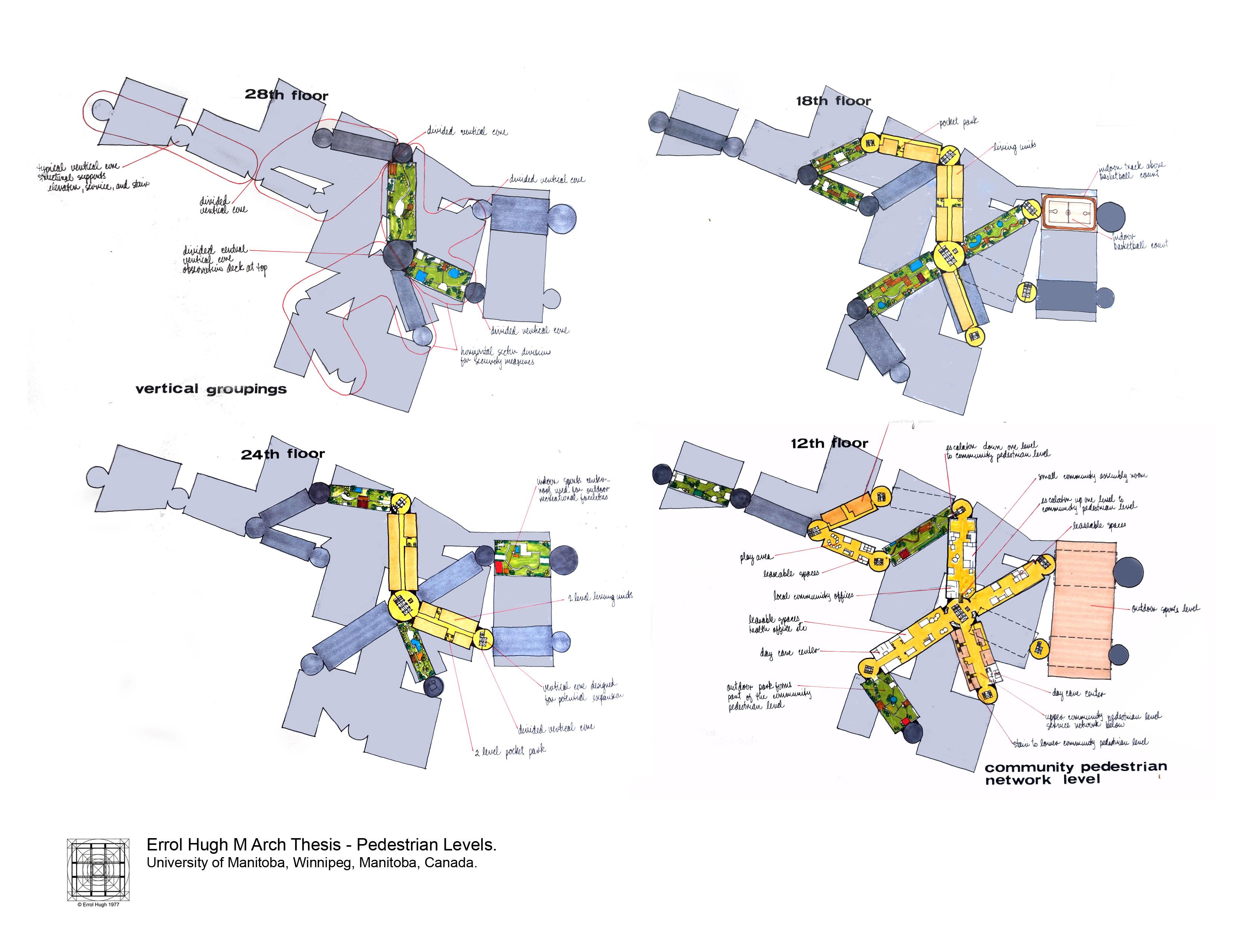 M Arch Thesis - Pedestrian Levels 01.jpg